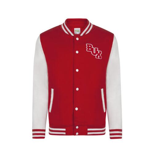 BUX-baseballjack-rood-voorkant